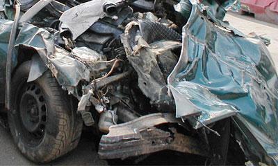 Серьезная авария на Волгоградском проспекте