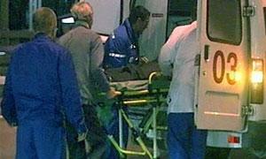 Лейтенант милиции сбил трех девушек на переходе