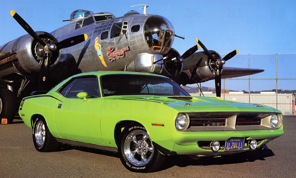 Dodge Barracuda