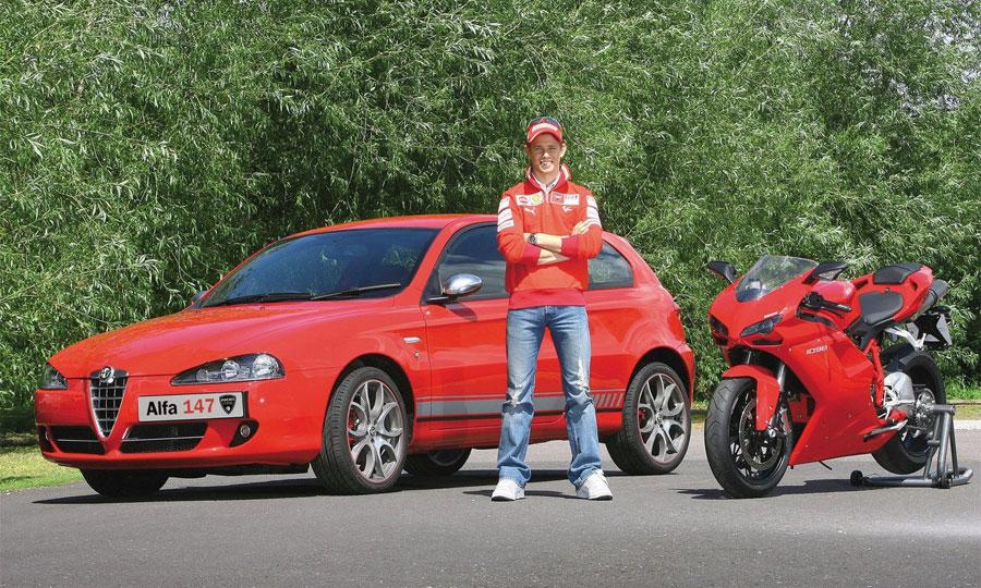 Спецверсия Alfa Romeo 147 Ducati Corse поступила в продажу