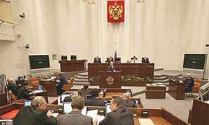 Закон о техосмотре направлен в Совет Федерации
