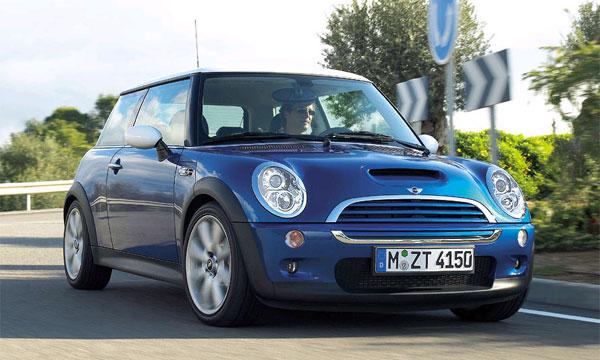 В 2005 году в Оксфорде выпустили 200 тысяч Mini