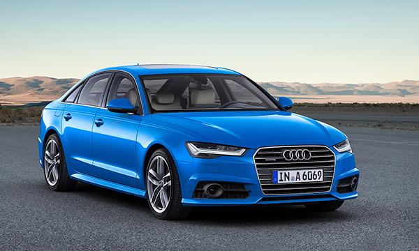 Audi обновила модели А6 и А7 Sportback