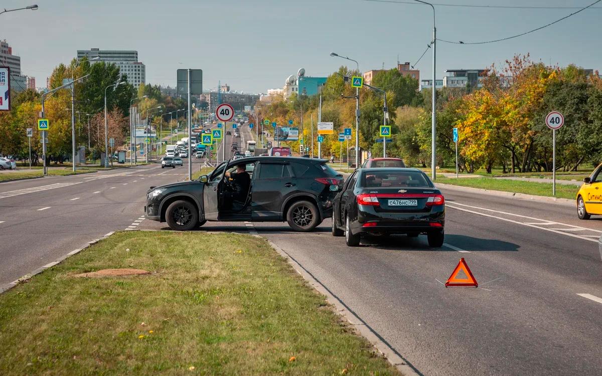 ГИБДД пообещала не штрафовать водителей за отсутствие техосмотра при ДТП