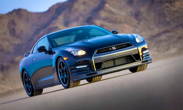 Nissan GT-R Nismo разгонится до 100 км\ч за 2 секунды