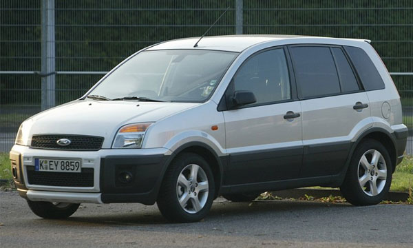 Ford Fusion получил внедорожную версию