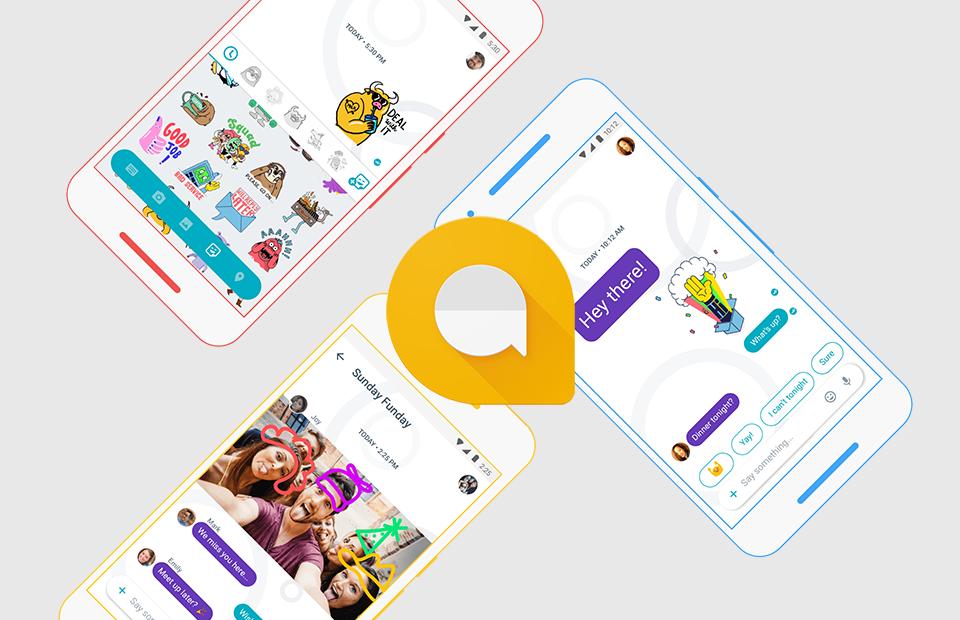 Google запустила конкурента WhatsApp