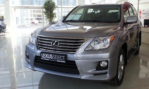 «Lexus Select» - доступный премиум