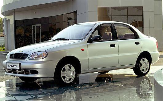 Chevrolet Lanos будут продавать в РФ под маркой Chance