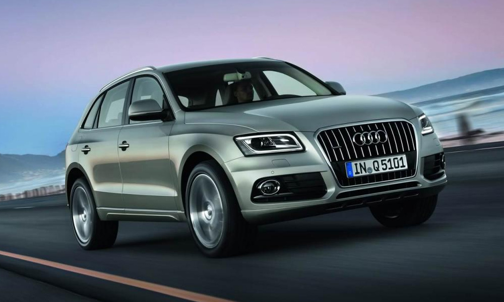 Обновленный Audi Q5 подорожал