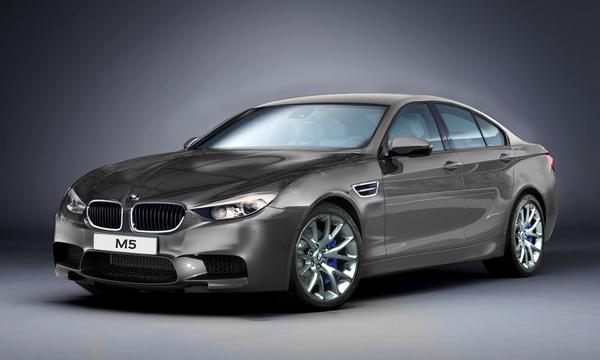 Новое поколение BMW M5 получит полный привод