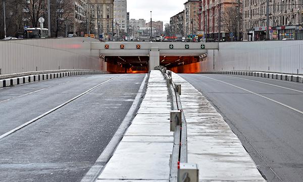 Алабяно-Балтийский тоннель сдали в эксплуатацию