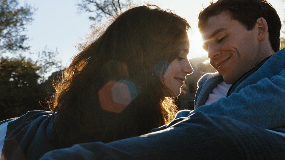Кадр из фильма «С любовью, Рози»