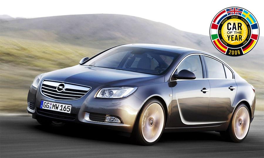 Отныне Opel – самый лучший автомобиль Европы