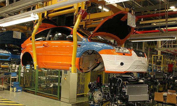 Ford начал сборку нового Focus ST в Германии