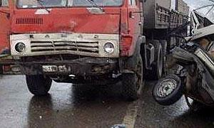 Крупное ДТП в Мордовии – погибли 4 человека