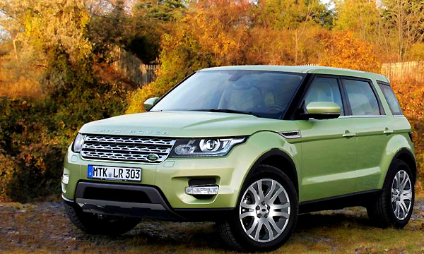 Новый Land Rover Freelander получит внешность в стиле Evoque