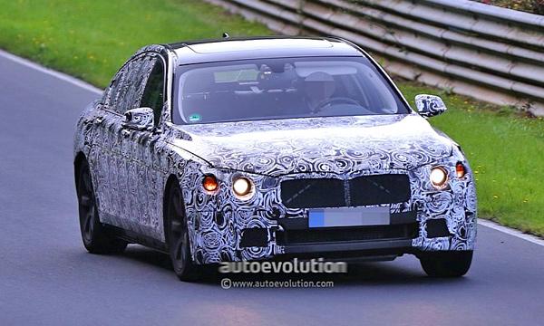 Новая BMW 7-Series получит 2,0-литровый мотор