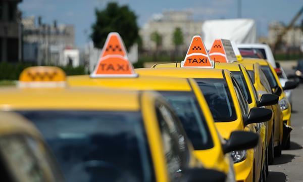 В Москве появились такси с шлемами виртуальной реальности