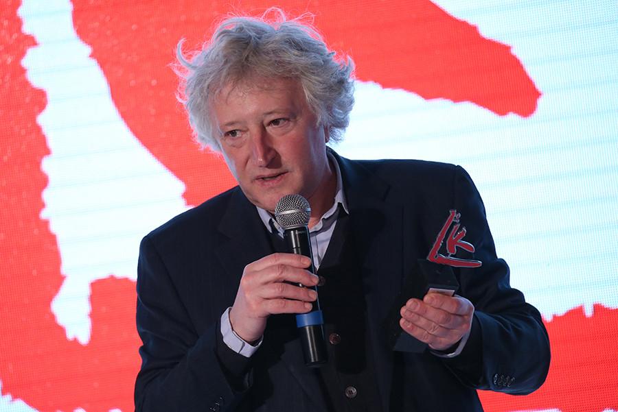 Виктор Мизиано, победитель в номинации «Научная работа. История и теория современного искусства»