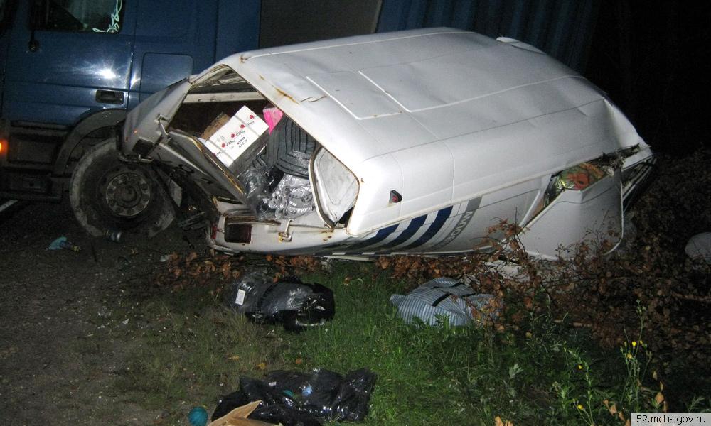 В ДТП с грузовиком и маршруткой погибли 5 человек