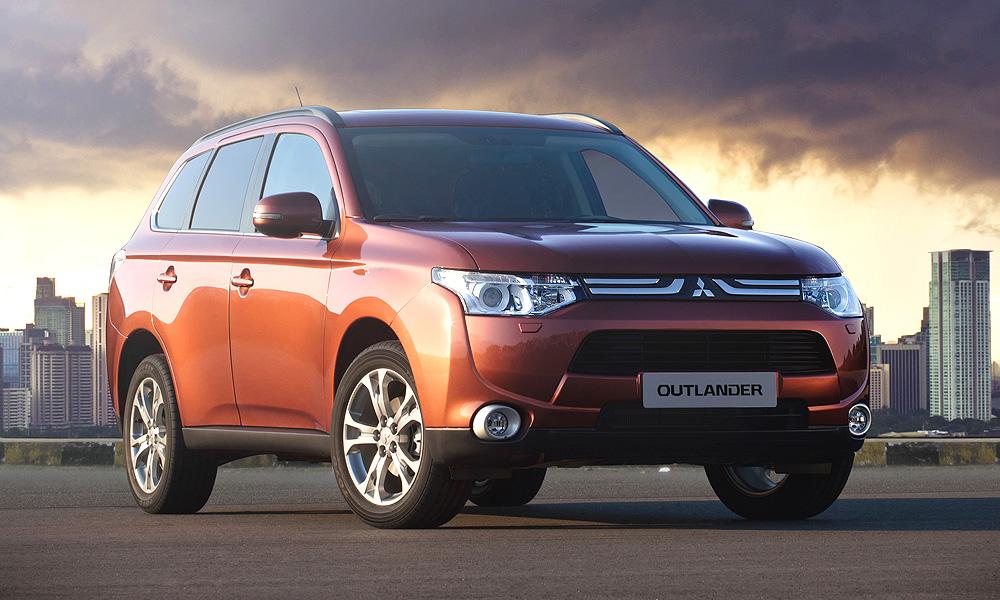 Вся информация о новом Mitsubishi Outlander