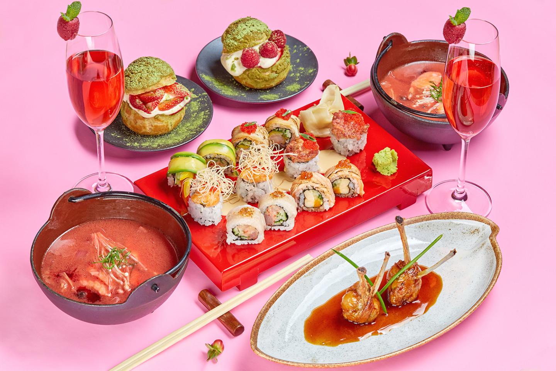 Фото: пресс-служба «Fumisawa Sushi»