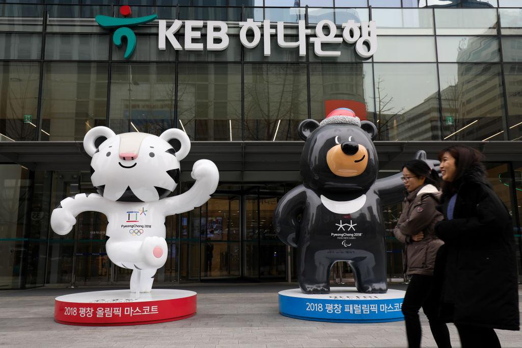 Фото: SeongJoon Cho/Bloomberg via Getty Images