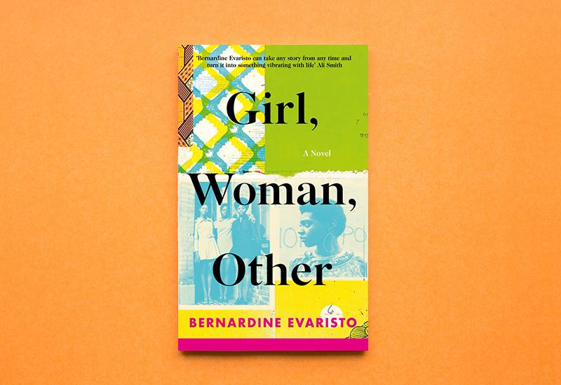 Обложка к книгеБернардин Эваристо «Девушка, женщина и другие»