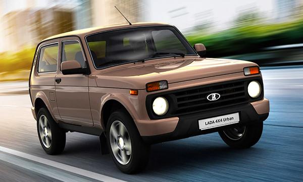 Lada 4x4 обновится в 2016 году
