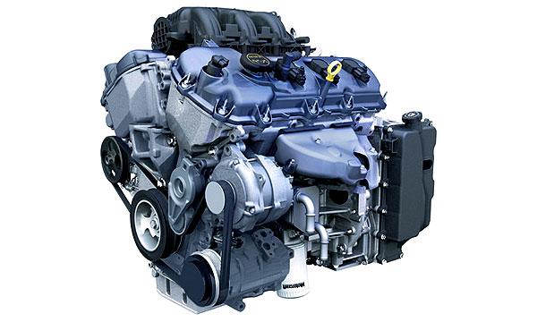 Duratec V6 от Ford объемом 3,5 литра