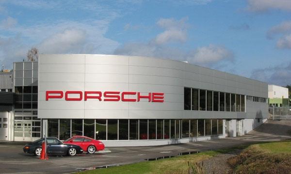 Прокуратура изымает документы в штаб-квартире Porsche