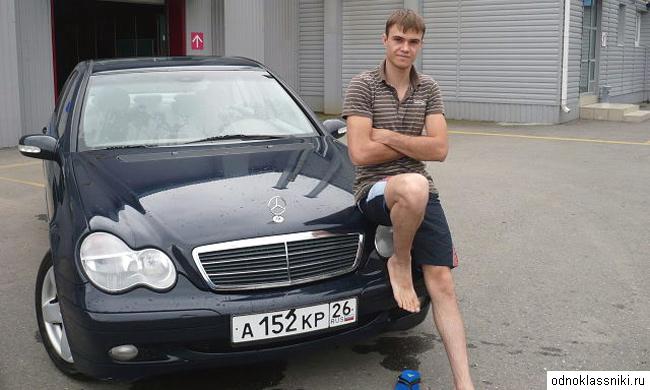 Лихач на Mercedes-Benz сбил 6 человек