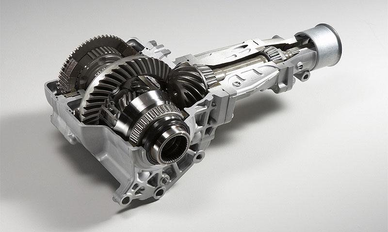 Mitsubishi Lancer Evo X получит КПП с двойным сцеплением