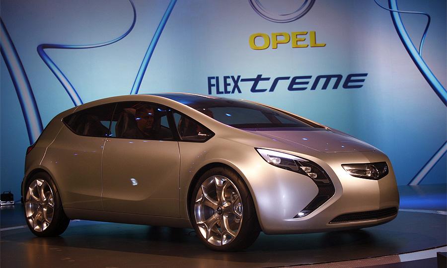 Концепт Opel Flextreme