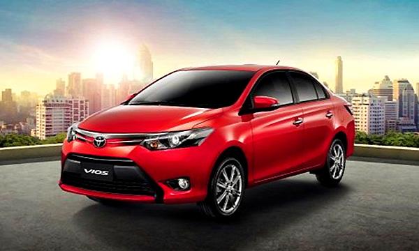 Toyota показала новый Vios