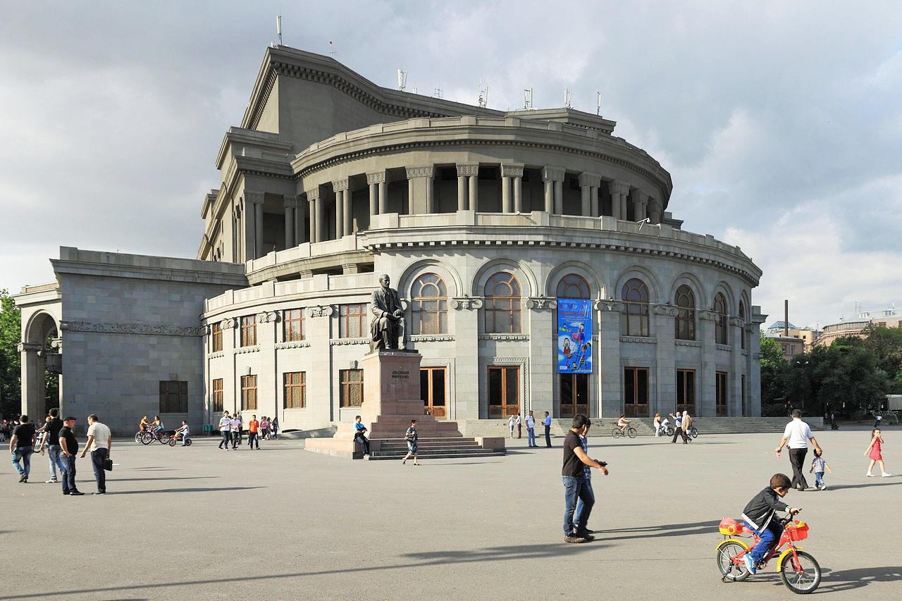 Театр оперы и балета имени Александра Спендиарова