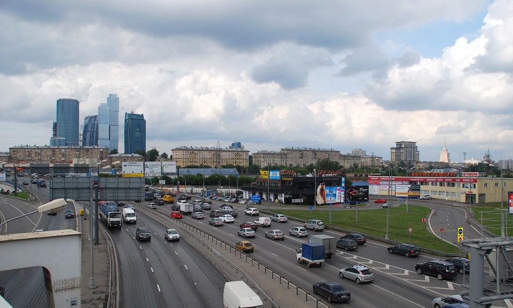 Из Москвы до Черного моря на одном баке