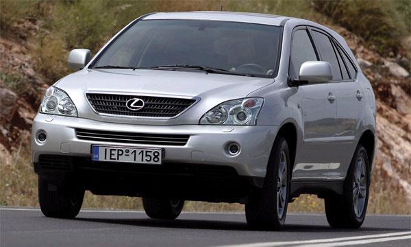Lexus считает Россию перспективным европейским рынком