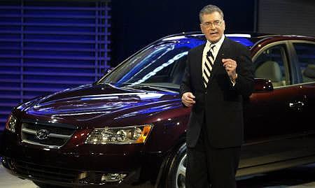 Р. Козмай оставил пост президента Hyundai Motor America