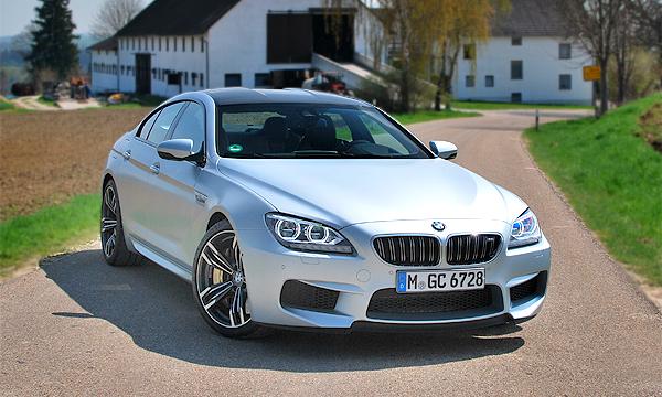 Особая порода. Тест-драйв BMW M6 Gran Coupe