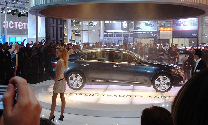 Московский автосалон 2006