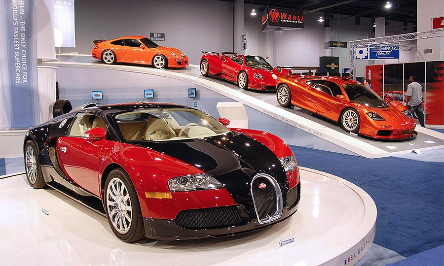 Самые крутые автомобили 2011 года. Фото
