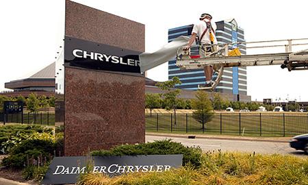 Daimler избавляется от остатков акций Chrysler