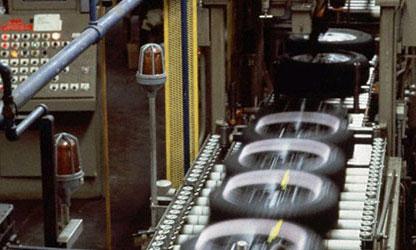 Yokohama открыла завод по производству шин в Липецке