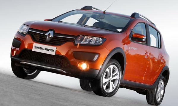 Renault назвала российские цены на вседорожную версию Sandero