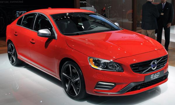 Новые Volvo получили пакет R-Design
