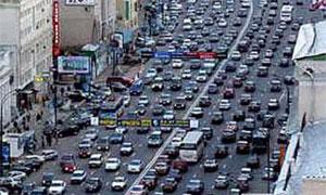 Сегодня в Москве будет ограничено движение
