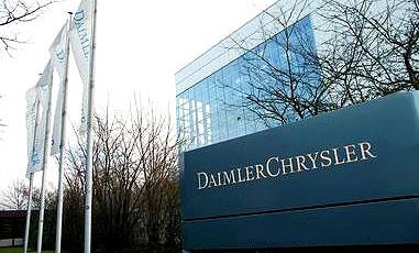 DaimlerChrysler продает все акции Mistibishi Motors