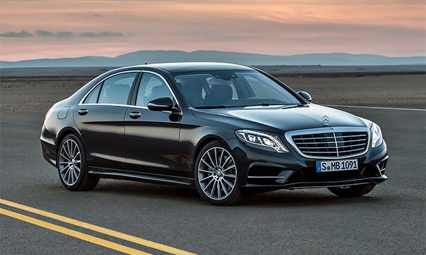 Mercedes стал мировым лидером продаж в премиум-сегменте